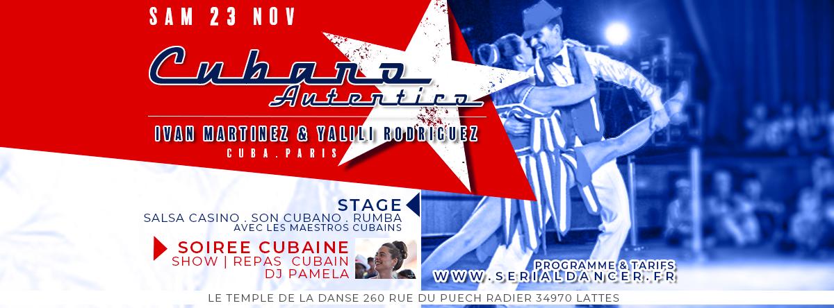 Stage Cubano Autentico – Ivan Martinez & Yalili