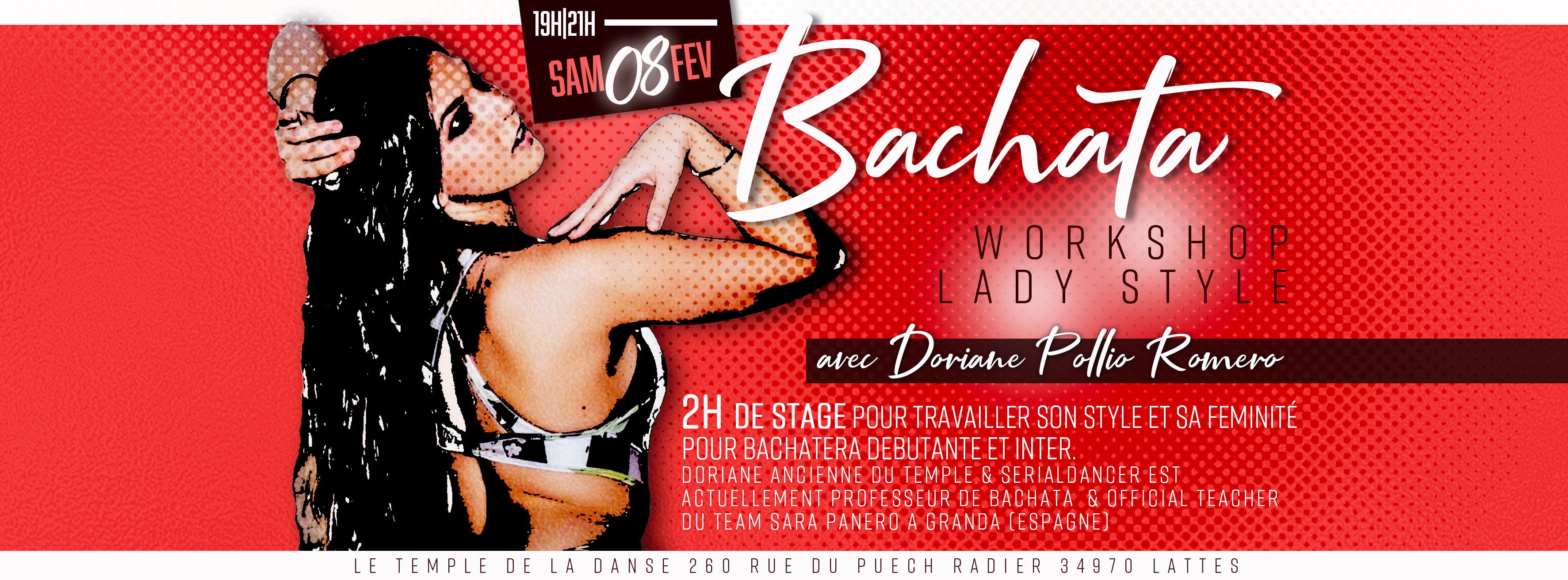 Stage Lady Bachata – sam08fev