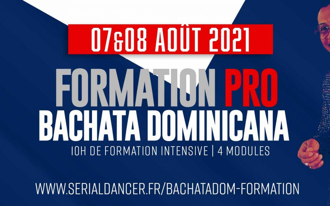 Formation Pro Bachata Dom 2021
