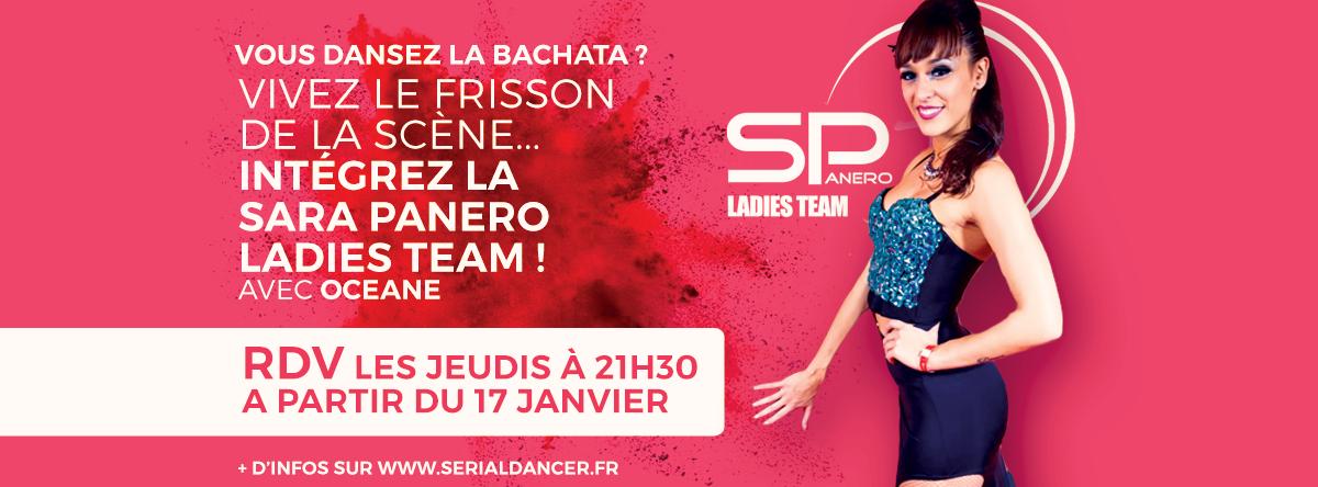 Team Bachata Sara Panero