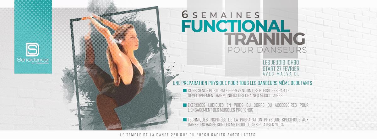 Functional Training pour Danseurs