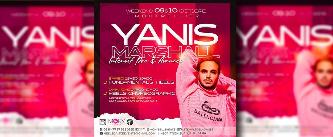 Yanis Marshall : Heel Intensive special Pro et Avancés